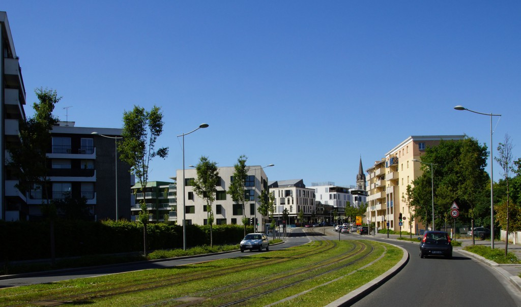 """ZAC """"Centre Ville"""" à Mérignac"""